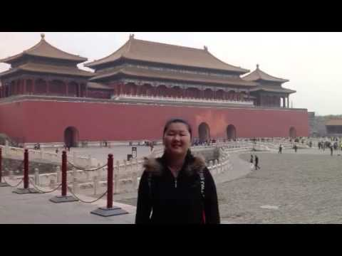 Tour guide Qing from Discovering Beijing tours