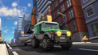 LEGO City Kaçak Suçlular Bölüm 2