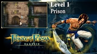 Prince of Persia Classic Gameplay - Level 1: Prison (Android/iOS)
