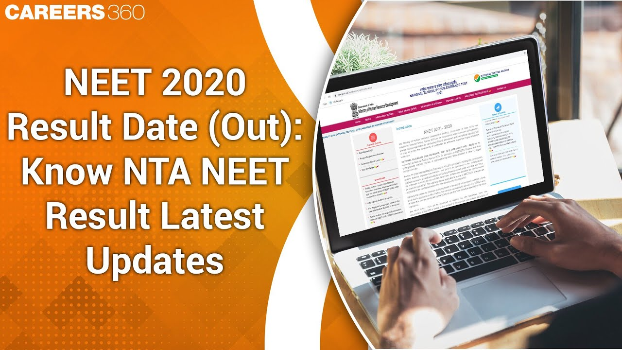 Neet 2020 Latest News Phase 2 Exam Concluded Result October 16 Final Answer Key Cutoff