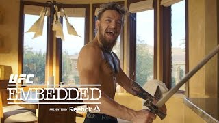 UFC 189 Embedded: Vlog Series - Episode 4