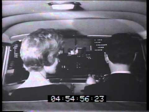 Gossamer hair spray 1961 TV commercial