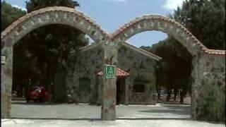 Camping Despenaperros, Santa Elena, Jaen, Andalusia, Spain