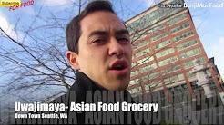 Japanese Grocery Store (Uwajimaya- Seattle WA)- BenjiManTV
