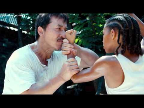 The Karate Kid Everything Is Kung Fu جاكي شان و الولد الصغير