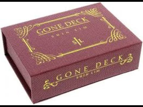 Gone Deck by Shin Lim Magic Tricks