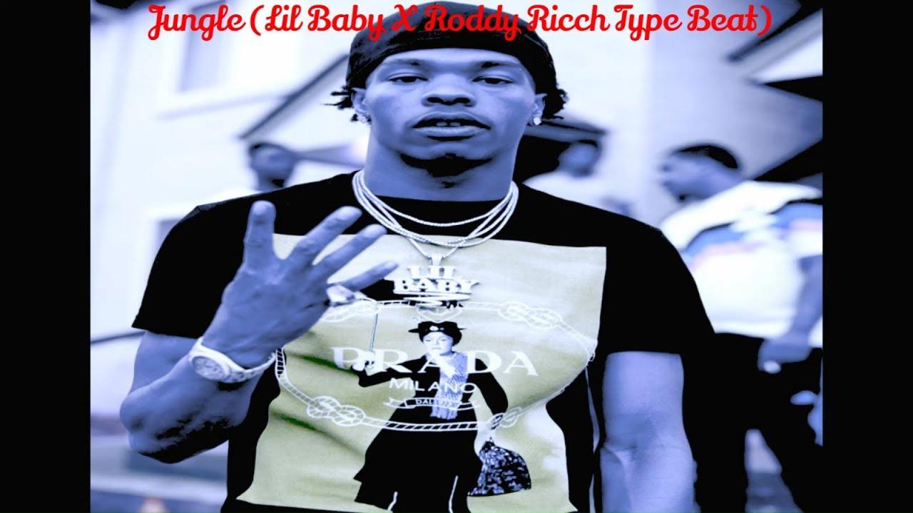 Jungle (Lil Baby X Roddy Ricch Type Beat)
