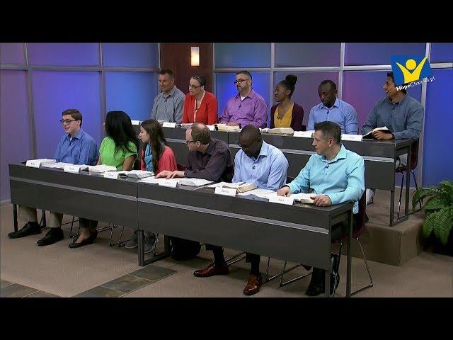 Szkoła Sobotnia Hope Channel - Lekcja X (8 grudnia 2018)