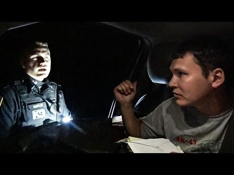 """""""Что - то Нелегальное?"""" - Снова Полиция. США."""
