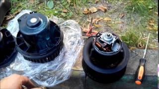 Замена мотора печки форд фокус 2(, 2015-08-29T19:14:11.000Z)