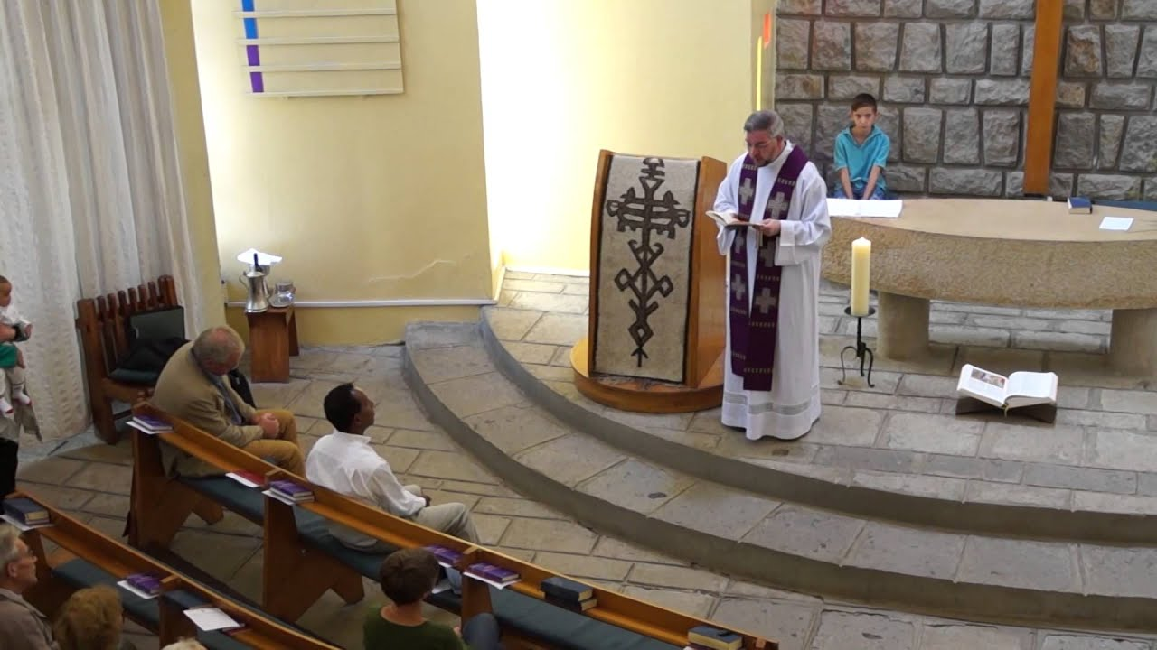 Taufe Kirche