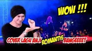 WOW !!! Cover lagu anji ROMANTIS banget