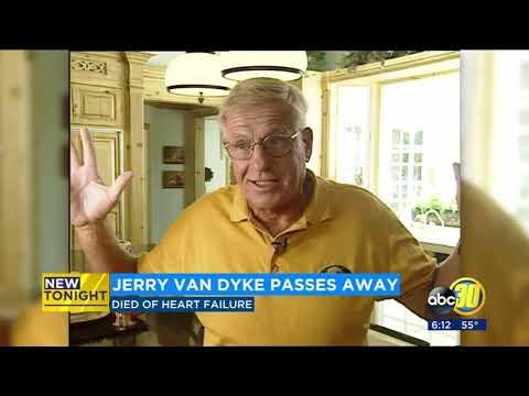 Jerry Van Dyke, comedian and actor, dies at 86