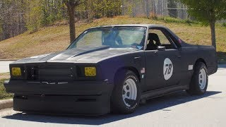 "Video El Camino Review! - Driving One Badass ""Z28""  El Camino download MP3, 3GP, MP4, WEBM, AVI, FLV Agustus 2017"