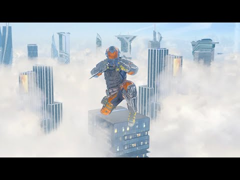 HIDE AND SEEK ON TOP OF SKYSCRAPERS! (Black Ops 3 Eclipse DLC)