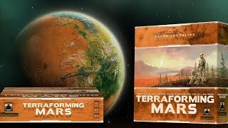 Let's Try: Terraforming Mars -- Can we survive? -- Part 2/3