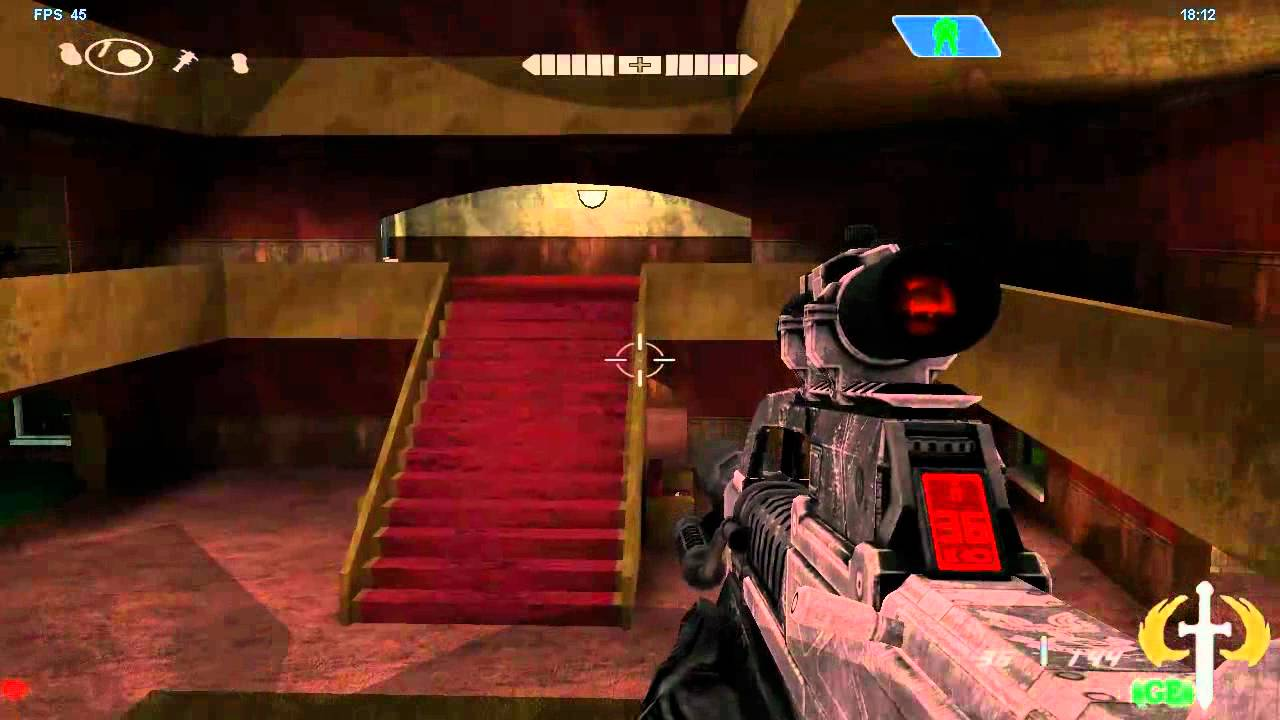 Halo Ce House Of The Dead Hd 1 4 Multiplayer Gameplay