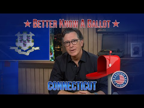 """Connecticut, Confused About Voting In The 2020 Election? """"Better Know A Ballot"""" Is Here To Help!"""