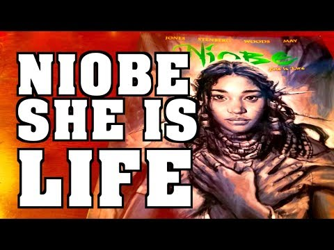 Niobe She is Life – Elves, Magic and Self Discovery (comics review)