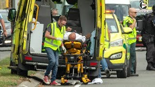 Multiple deaths reported in New Zealand shooting at two mosques