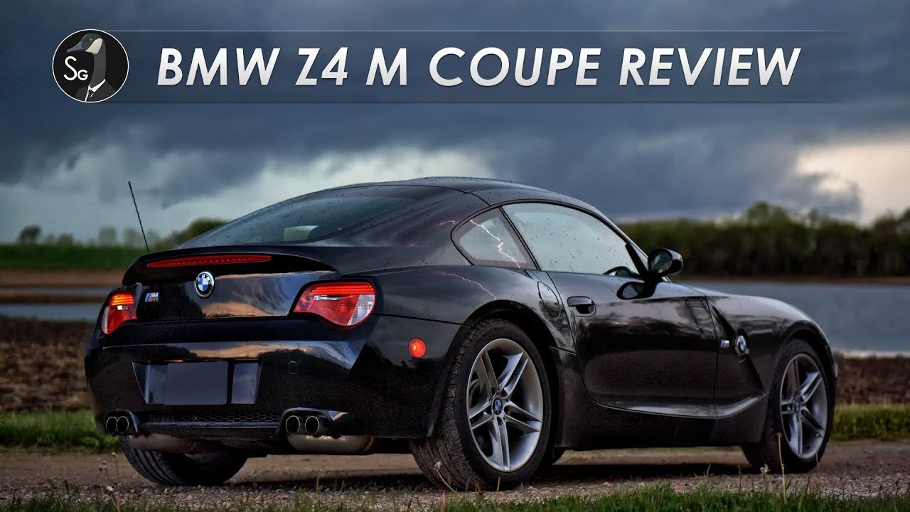 2007 Bmw Z4m Coupe A Rare And Shocking Bmw Youtube