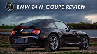 2007 BMW Z4M Coupe | A Rare and Shocking BMW