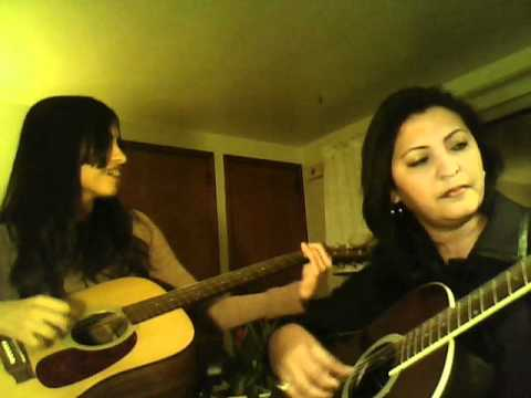 Mais Feliz - Adriana Calcanhoto cover - Annie e Ve...