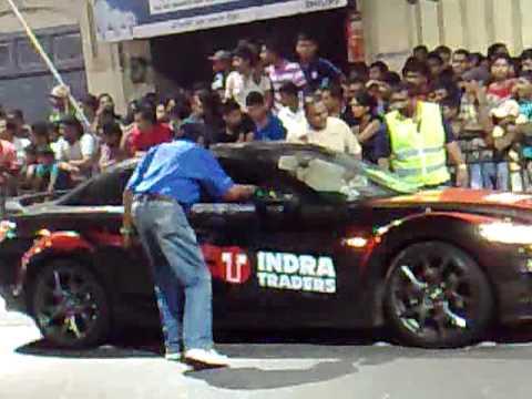 Kandy Night Race 2012 yoshitha Rajapaksha ( MAZDA RX 8 )