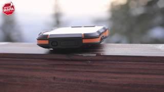 Видео обзор смартфона Sigma X-treme PQ22(Всем привет, с вами Prostoshara.com. Последнее время большую популярность набирают защищенные телефоны. С развитие..., 2014-02-27T12:54:53.000Z)