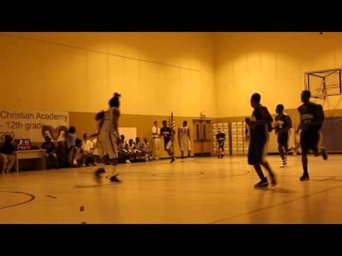 Frank H Peterson Academy vs. Bible Baptist Christian Academy - High School Mens Basketball