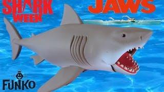SHARK WEEK!  JAWS Great White Shark by Funko