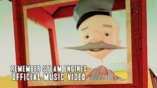 Remember Steam Engines - OFFICIAL MUSIC VIDEO - Choo Choo Bob Show