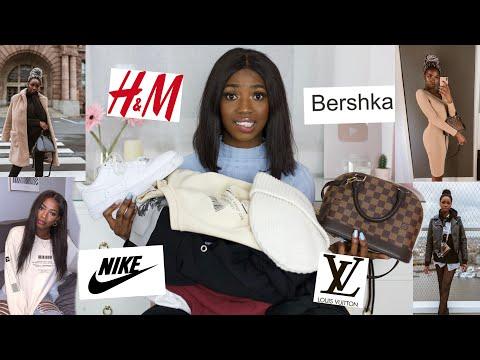 XXL TRY ON Fashion Haul 2020 | H&M, Bershka, Zara, Nike, Louis Vuitton etc.