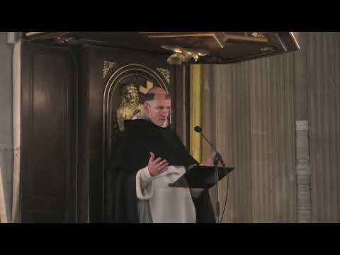 Quatrième conférence de Carême - La force la prière - R.P. RAYMOND O.P. 14/03/2021