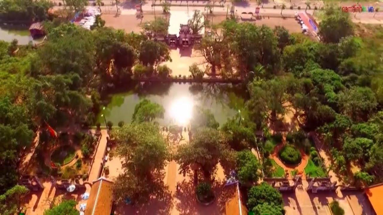 Khu di tích Đền Trần- Chùa Tháp, nơi tìm về bản ngã và giá trị vĩnh hằng Chân, Thiện, Mỹ