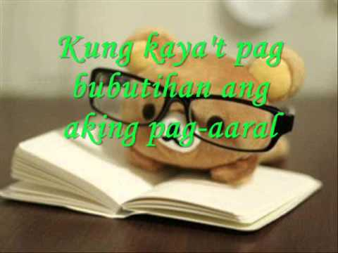 pangako kinder garten (graduation song)