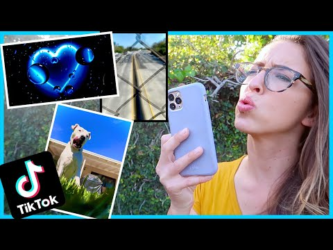 TikTok iPhone Photography Tips!
