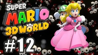 Chessie vs. Fuzzies! | #12 | Super Mario 3D World