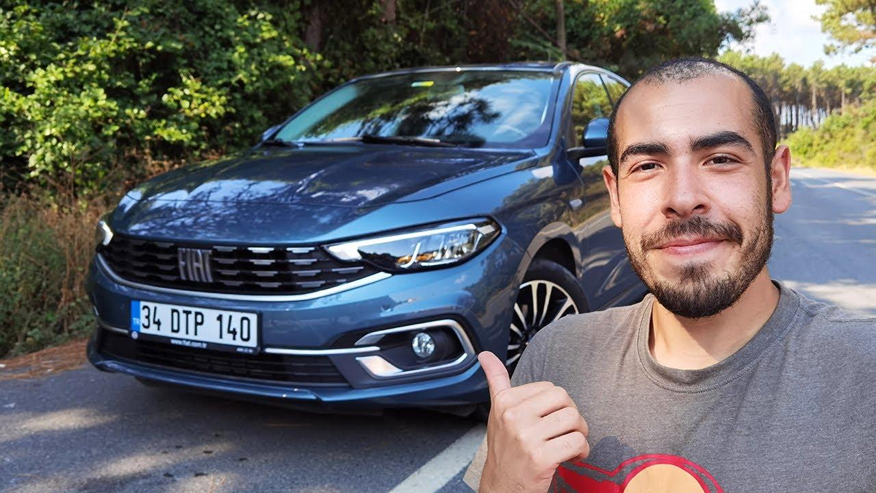 Fiat Egea Sedan Test Sürüşü - Fiyat/performansın hala kralı mı?