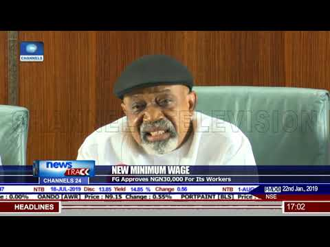 National Council Of State Approves N27,000 As New Minimum Wage