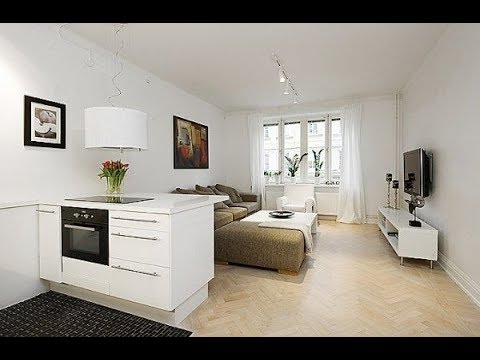 Beautiful Efficient Design In A One Room Apartment Ust 46 Sq M Hd