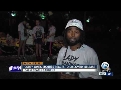 Corey Jones' brother opens up about investigation