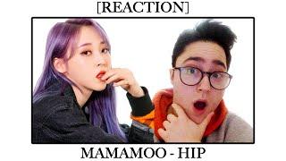 [REACTION] 마마무 MAMAMOO - HIP MV