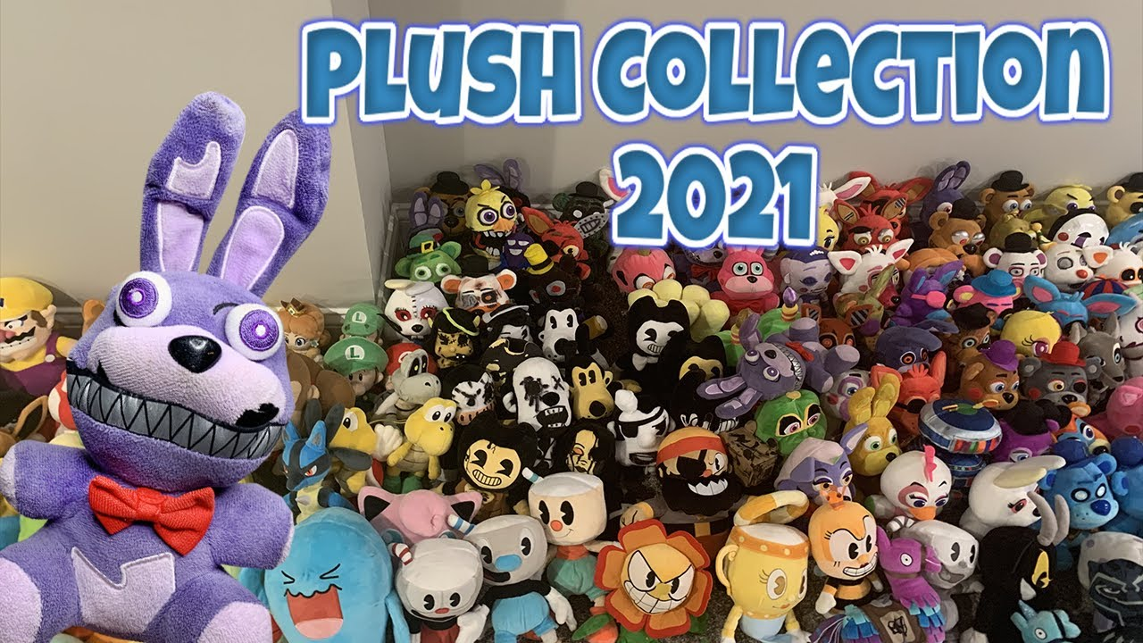 Gabe's World Plush Collection 2021