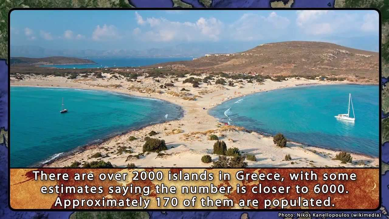 Fun Facts About Greece For Kids