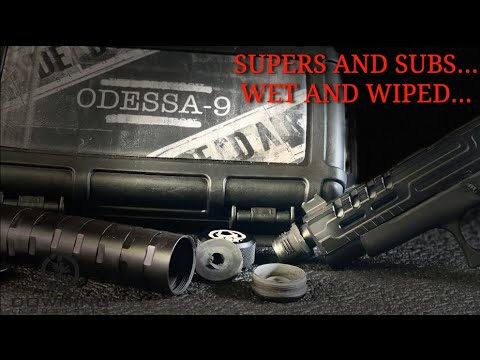 Dead Air Odessa-9 WIPED, Supers/Subs, Dry/Wet