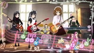 PSP【K-ON!】Cagayake! GIRLS Extra HARD Perfect | Tsumugi