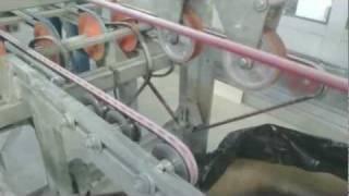 PowerTwist Plus V-Belts on Tile Conveyor