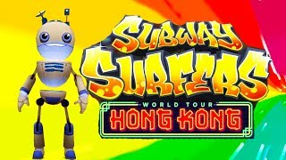 Subway Surfers World Tour #4 (Hong Kong) | Android Gameplay | Friction Games