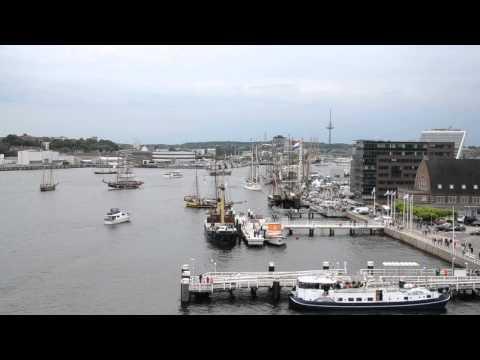 Mar Báltico – Puerto de Kiel